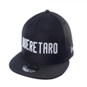 Cap New Era Queretaro Black 2017