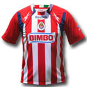 Jersey Chivas Official Home 10-11