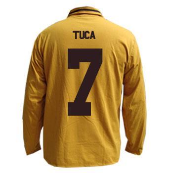 premium selection 1ecd2 0bb76 Retro Jersey PUMAS gold retro jersey pumas unam gold [pum2 ...
