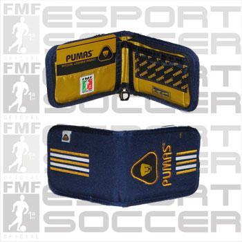 Pumas Unam Fmf Wallet Eswp503 8 42 Tienda Futbol