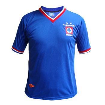 cruz azul jersey umbro