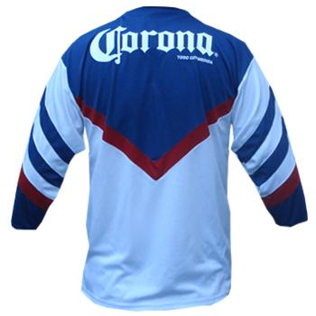 4459c4f3c Jersey Club America Retro Ochoa Espanta Chivas Jersey Club America ...