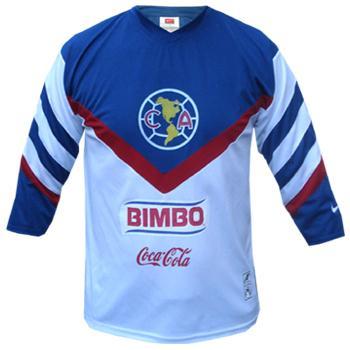 timeless design 96178 983f4 Jersey Club America Retro Ochoa Espanta Chivas Jersey Club ...