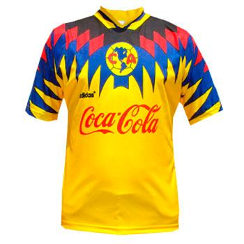 new product 143ac fcdc2 Jersey Club America Home Retro 1995 Jersey Club America Home ...