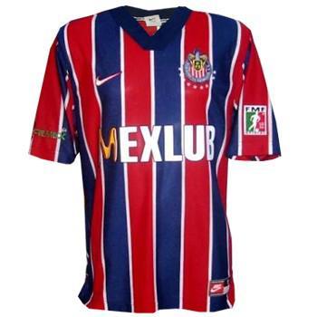 playera chivas adidas azul 681543ec359b4