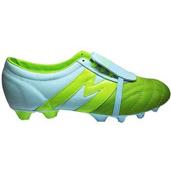 10a2a5bc5b269 Zapatos de Futbol MANRIQUEZ MID Neon Zapatos de Futbol MANRIQUEZ MID ...