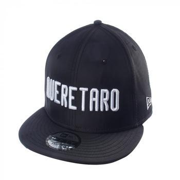 Gorra New Era Queretaro Negro 2018 Gorra New Era Queretaro Negro ... 5e538c82dd7