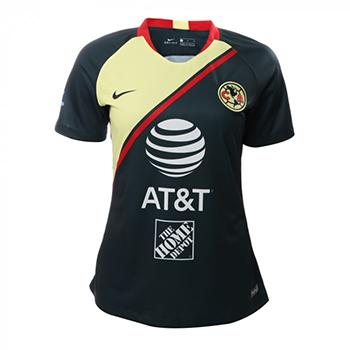 55e0319ca74 Jersey Club America nike women away 2018 19. Customize with the official  name and number 2018 19