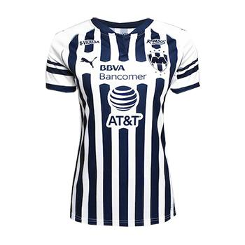 Jersey Monterrey Local women Puma 2018 19. customize with the official name  and number 2018 19. 609c95d837