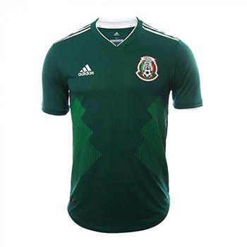 213f79cd25cbb Jersey México local adidas copa mundial Rusia 2018. personalizalo con el  nombre y numero oficial 2018. Fabricado en Climachill Edicion profesional.