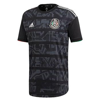a428121ad Jersey México home gold cup 2019. Customize with the official name and  number 2019. made by adidas.