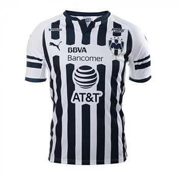 b40b79879 Jersey Rayados de Monterrey Home Puma 2018 19. customize with the official  name and number 2018 19.