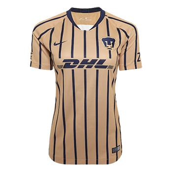 3dc2c1784b1 Jersey Pumas Nike away 2018/19 women customize with the official name and  number 2018/19.