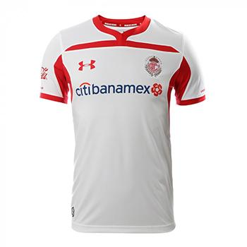 a3c98c2e3 Jersey Toluca Under Armour away 2018 19 cuatomize with the official name  and number.