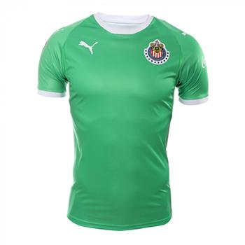 wholesale dealer eed66 67455 Jersey Chivas de Guadalajara Puma 2018/19 Home Goalkeeper ...