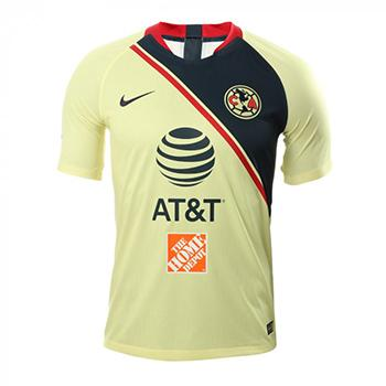 6919f4bcb16 Jersey Club America nike home match 2018 19 the same jersey to us the  players. Customize with the official name and number 2018 19