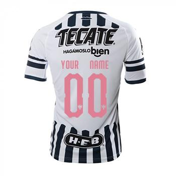c90558364 Jersey Rayados de Monterrey Home Puma 2018/19 against breast cancer.  customize with the official name and number 2018/19.