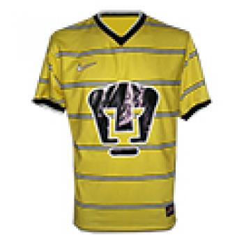best sneakers b457f d2315 Jersey Pumas Nike Retro 1997 Jorge Campos Yellow Jersey ...