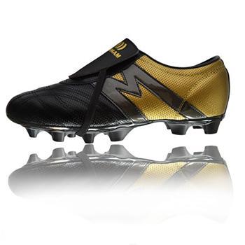 promo code 8283d a47d5 Double tap to zoom. Soccer Shoes MANRIQUEZ MID SX Plus Black-gold 2018 19