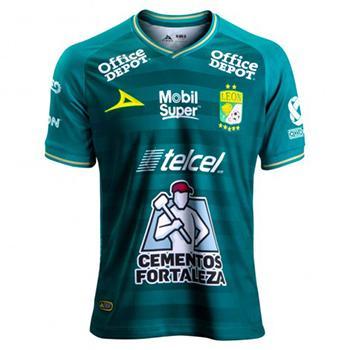 PARCHE MX LIGA MX CLUB LEON FC LOCAL HOME JERSEY 2020//19
